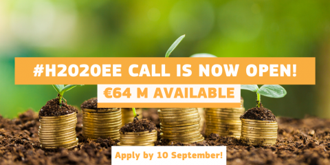 2020 h2020ee last call open news alert